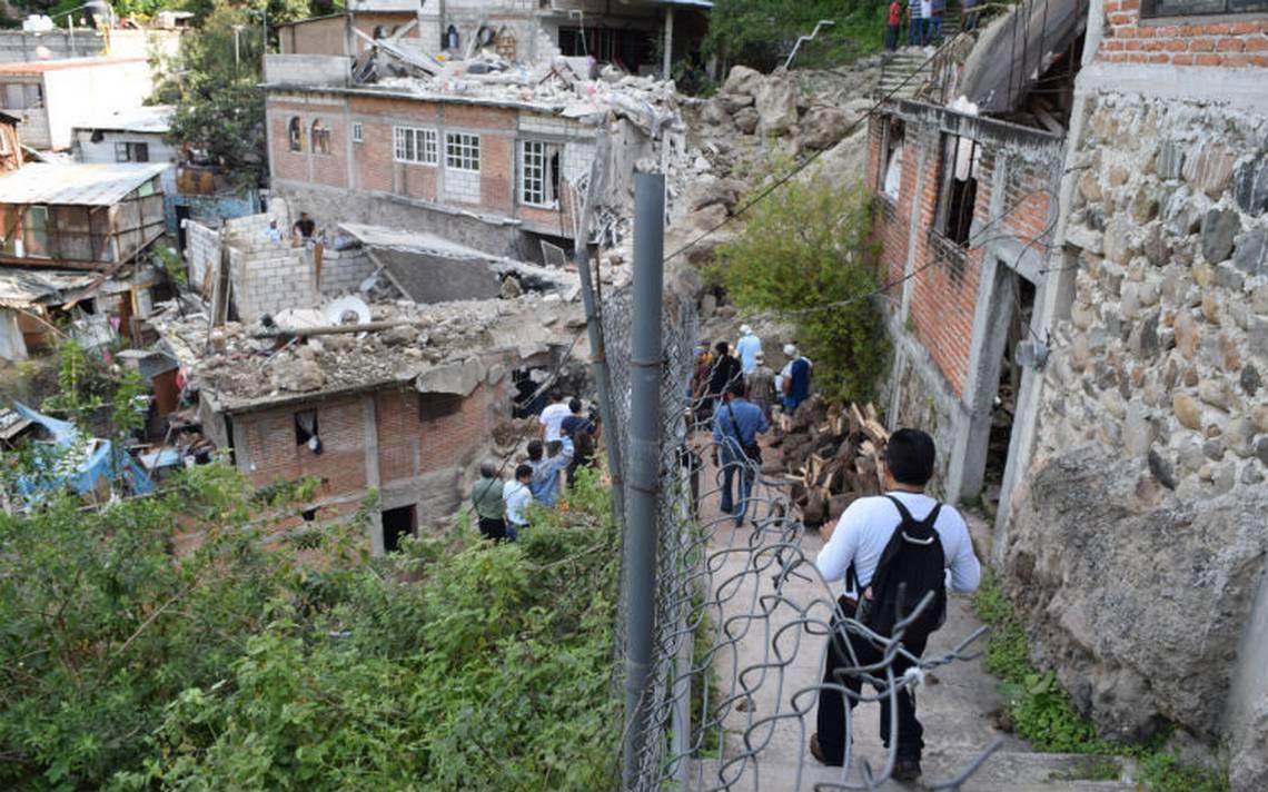 Se hará con nuevo reglamento la reconstrucción de Cuernavaca