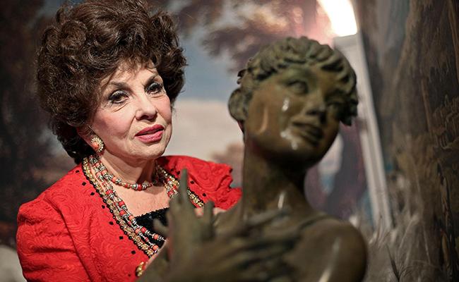 Gina Lollobrigida cumple 90 años