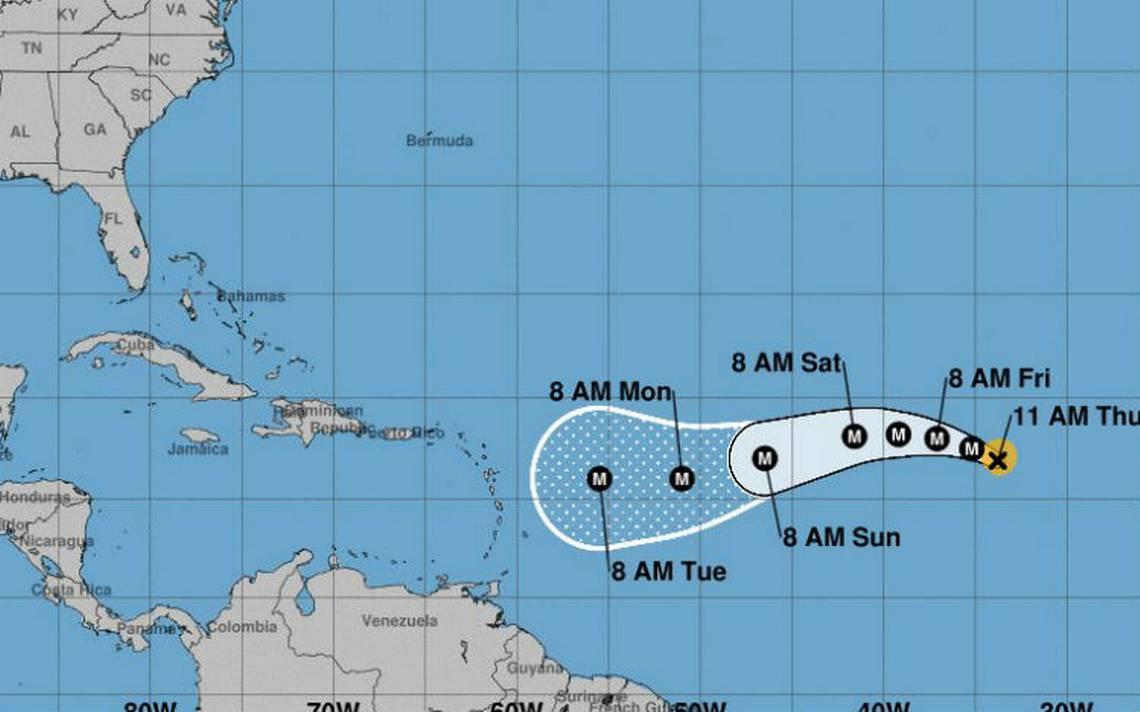 Irma toma fuerza y se convierte en huracán de categoría 2