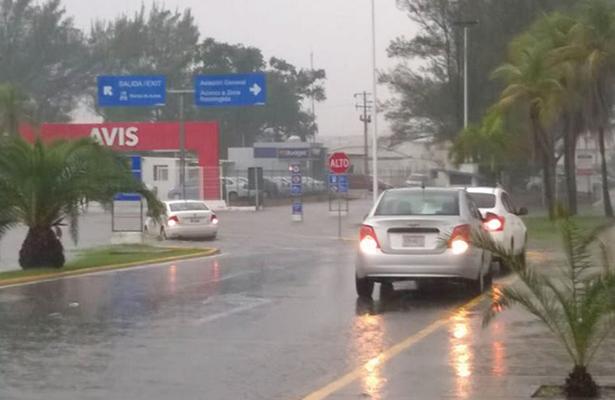 Nublados densos con tormentas fuertes se prevén en Veracruz, Tabasco y Chiapas