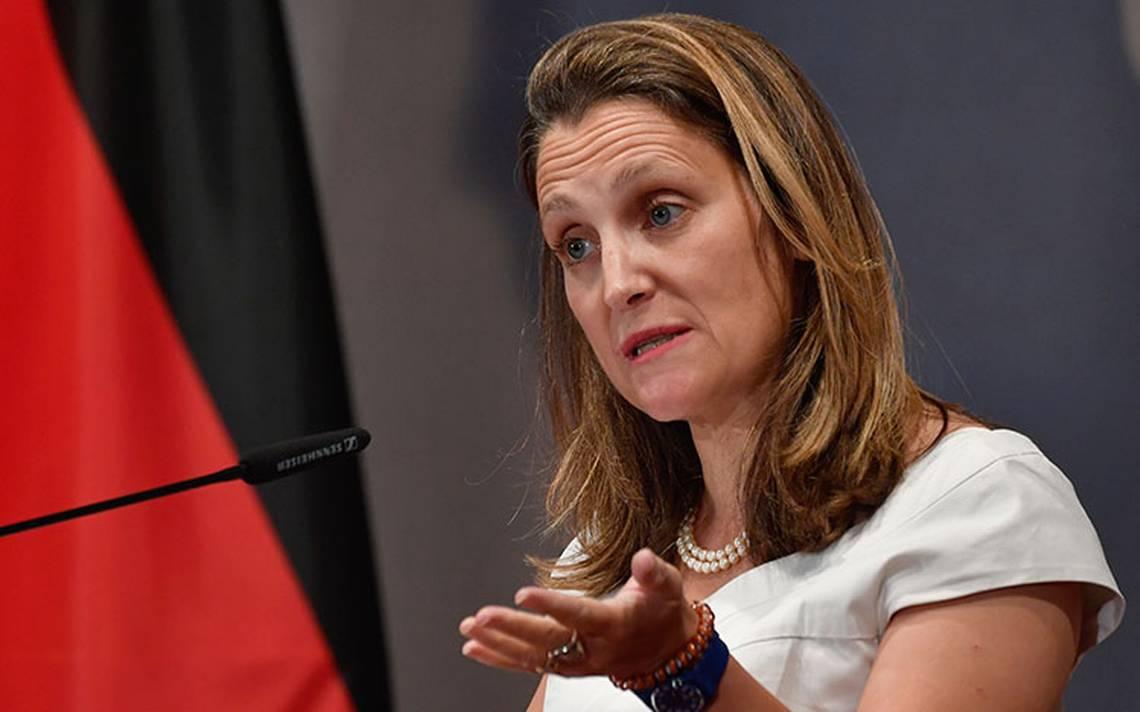 Canadá retomará este martes las negociaciones del TLCAN
