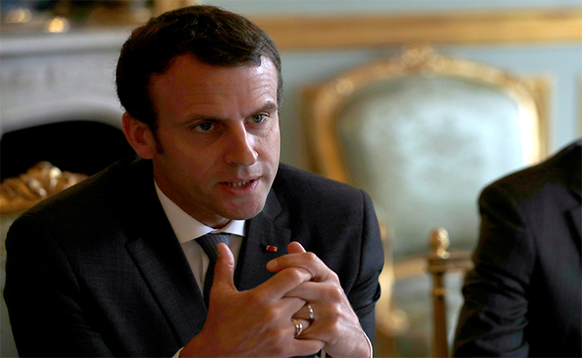 Macron alista plan de austeridad, el más severo en la historia reciente de Francia