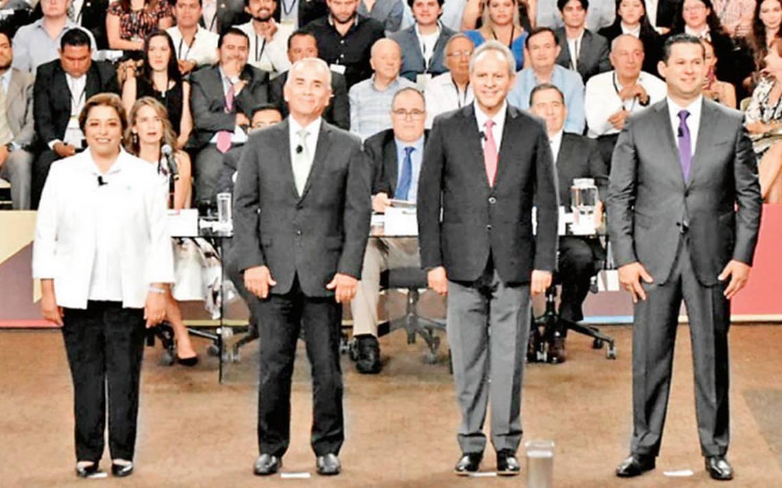 Inseguridad, tema principal del segundo debate en León, Guanajuato