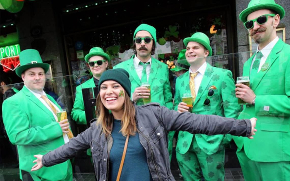Nueva York se 'viste' de verde para celebrar el Día de San Patricio