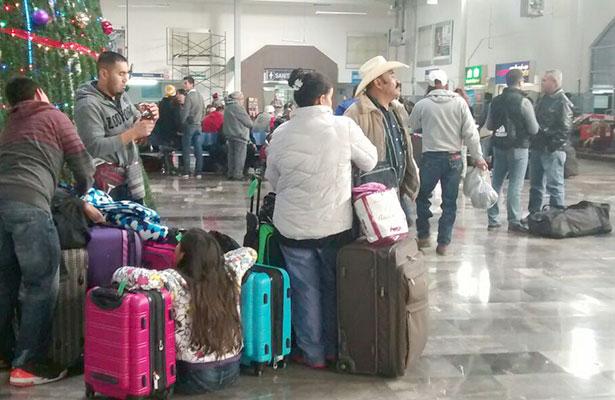 Exigen servicio en la Central Camionera de Ciudad Juárez