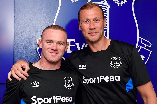 Wayne Rooney se va de Manchester United y regresa al Everton