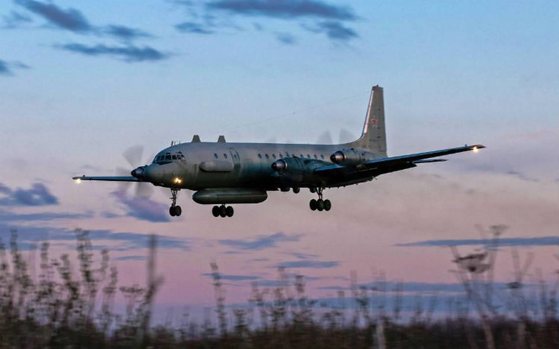 Misil sirio derriba por error avión ruso en el Mediterráneo; hay 15 muertos