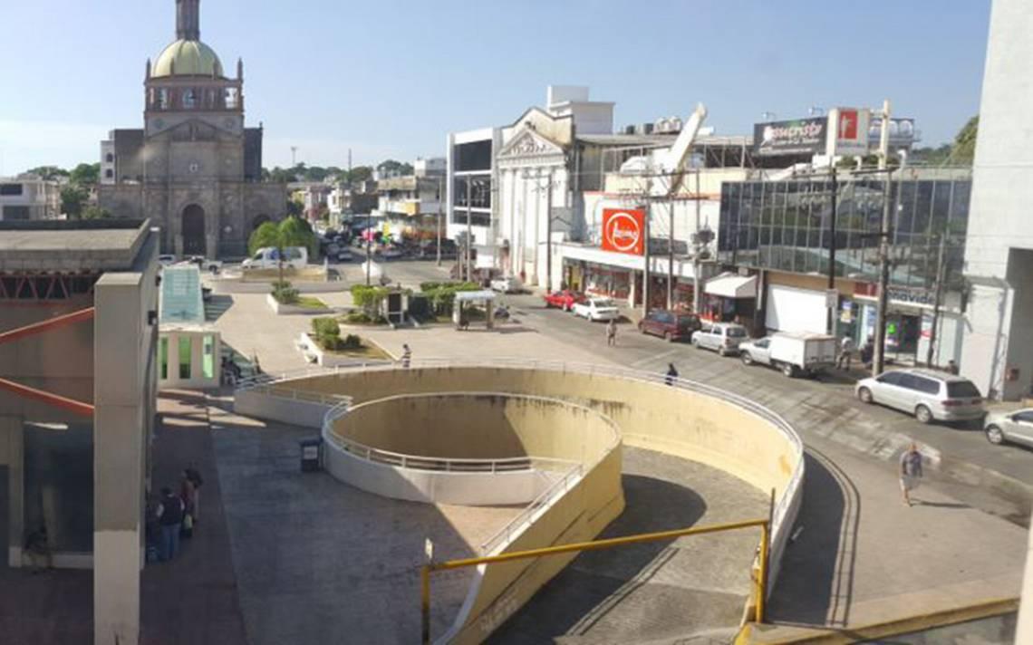 Rescatarán plaza de Ciudad Madero