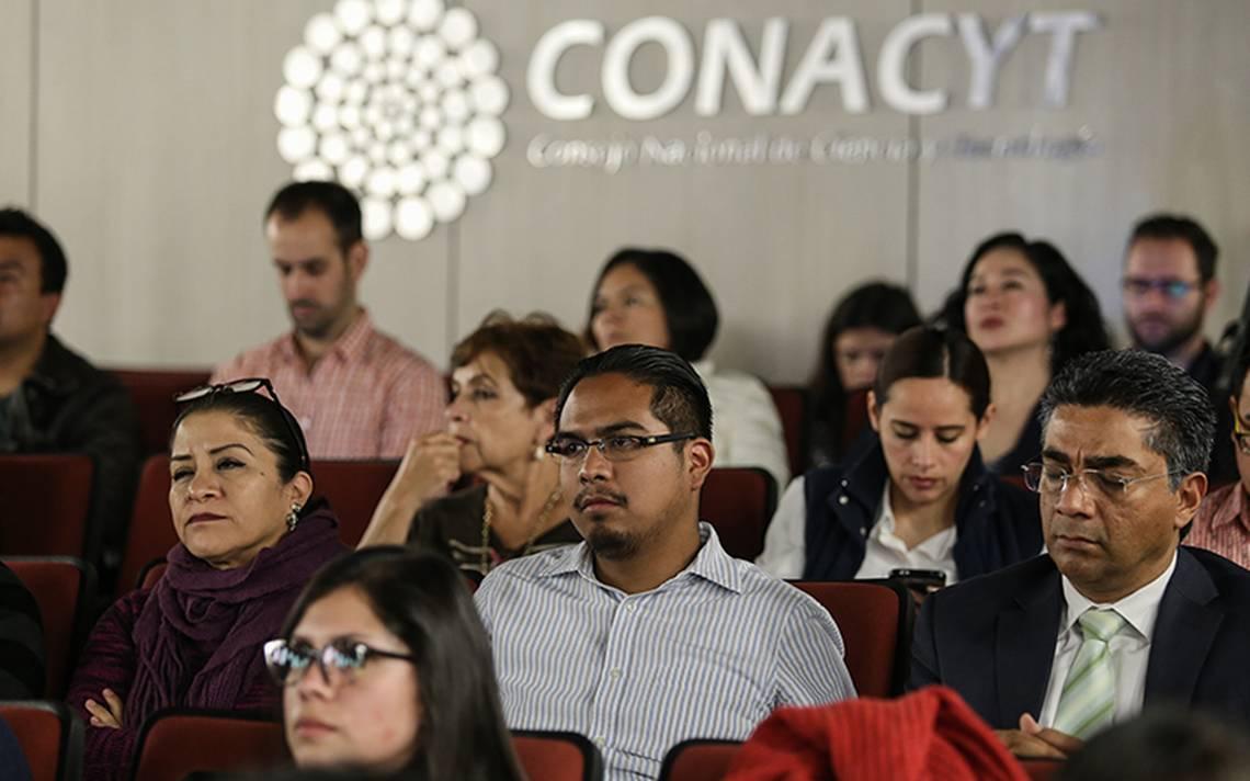Concacyt responde: no se suspenderA?n convocatorias de becas