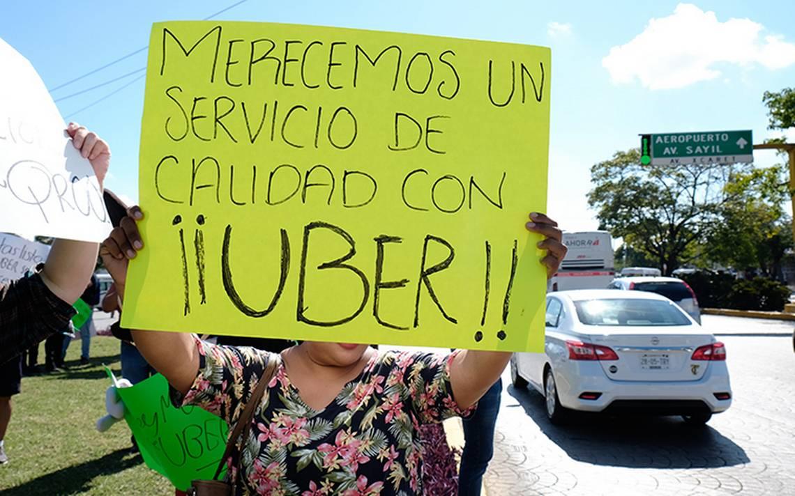 Uber celebra la puerta abierta que le da Ley de Movilidad en Quintana Roo
