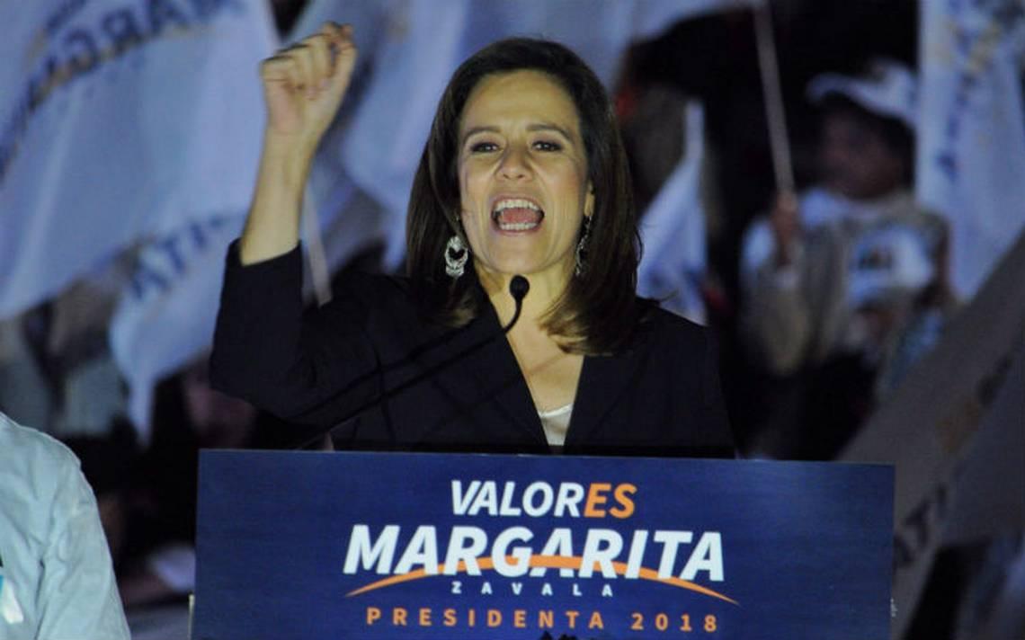 Margarita Zavala promete prestaciones de ley para trabajadoras del hogar