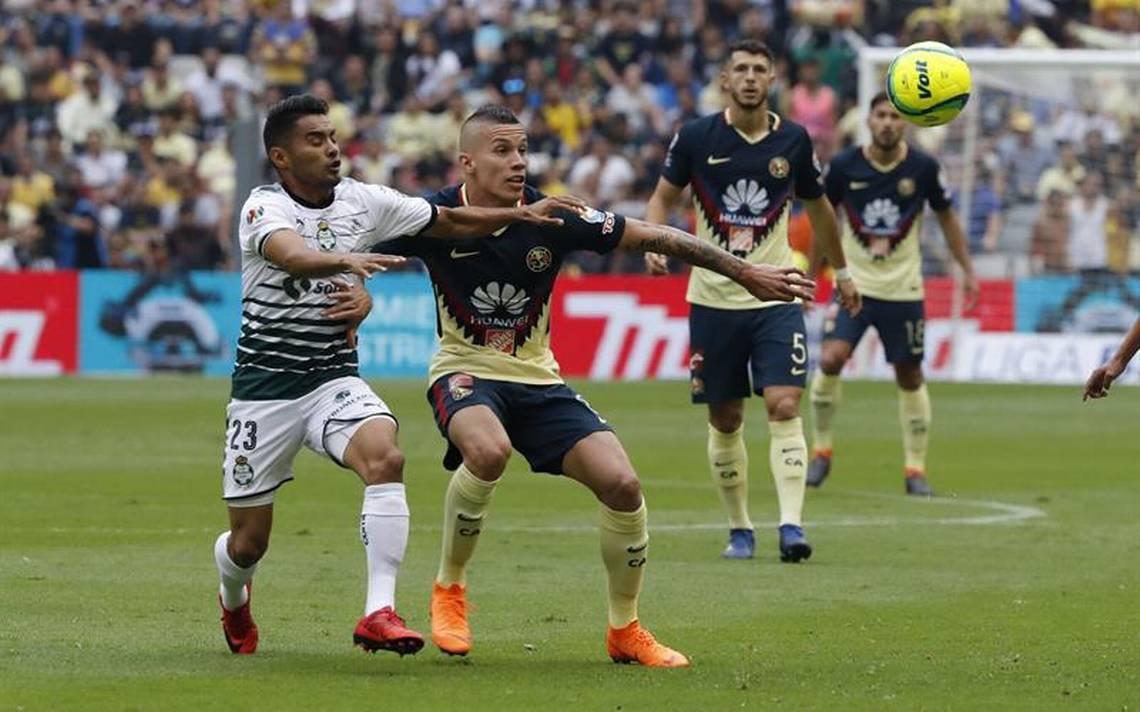 Santos evitó el milagro americanista y entra a la final de la Liga MX