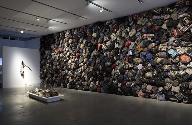 Exhibición en Nueva York muestra experiencia humana de cruce fronterizo