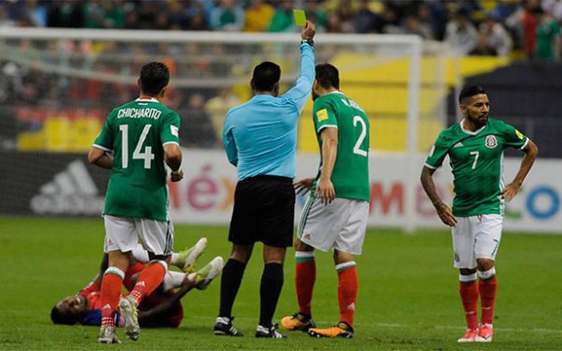 México sufre dos bajas para el duelo ante Costa Rica