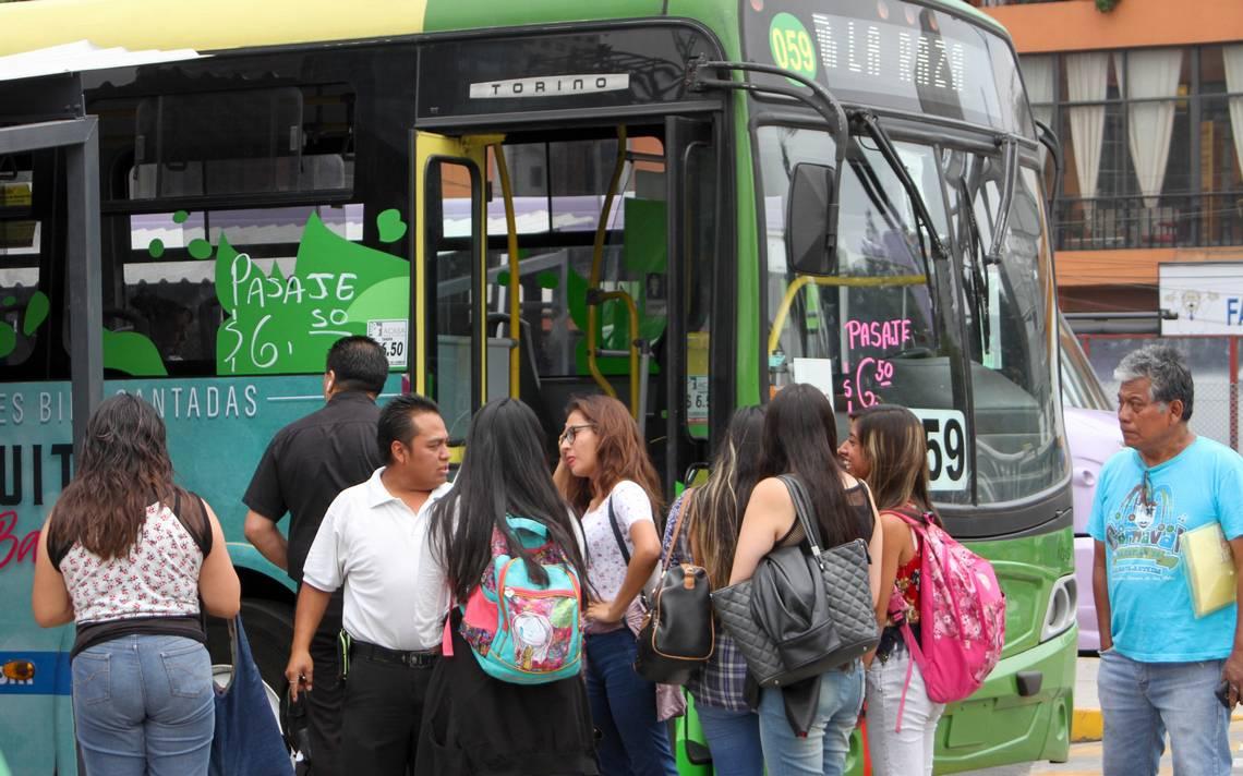 #DATA | Reprueban transporte público en México; 7 de cada 10 mexicanos están insatisfechos con el servicio
