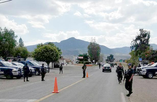 SSP y federales resguardan regiones de Michoacán