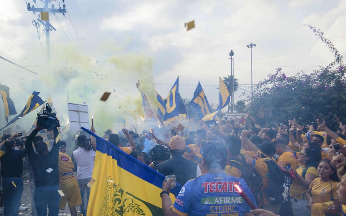 Barra de Rayados justifica agresión a aficionados de Tigres en Monterrey