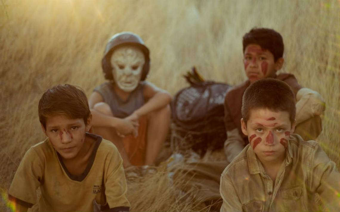 """""""Cómprame un revólver"""", película dedicada a niños para que resistan al narco"""
