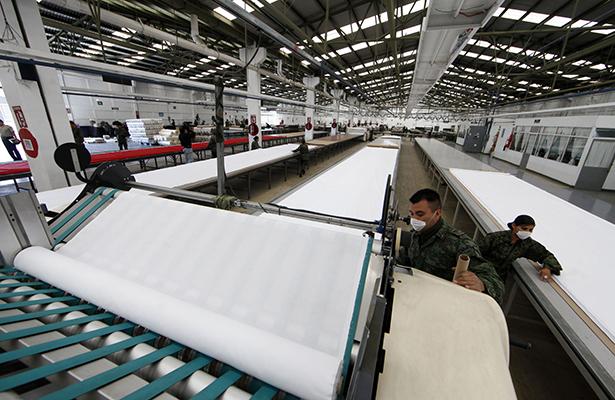 Reportan saldo positivo en el primer trimestre del año en el sector manufacturero