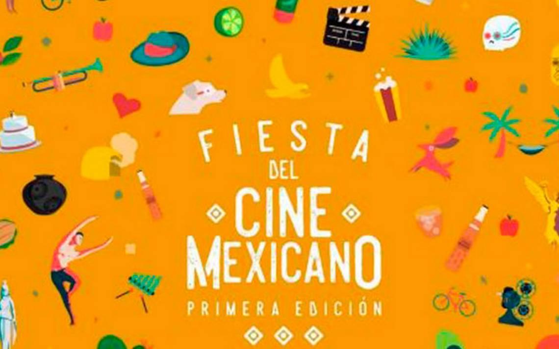 En el mes patrio, anuncian la fiesta del cine mexicano