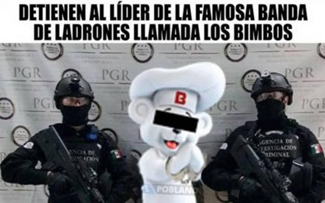 "Memes se ""comen vivo"" al osito Bimbo tras video viral de repartidor"