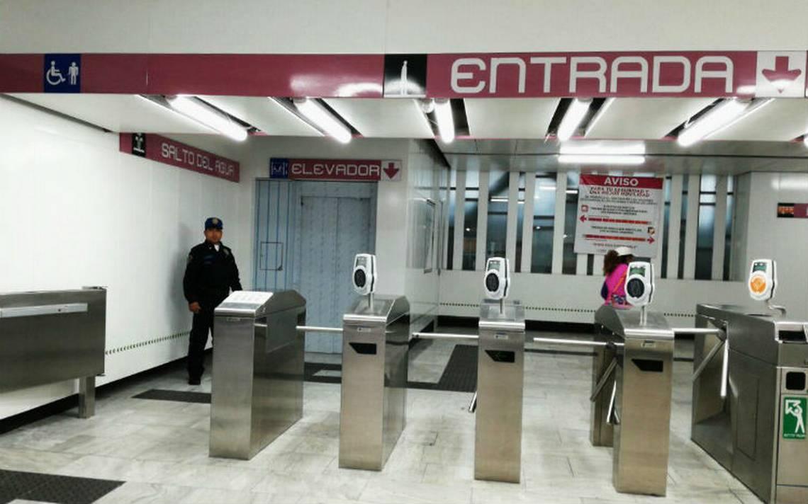 Metro mantiene este lunes servicio gratuito