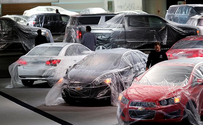 General Motors trasladará 625 empleos de Canadá a México