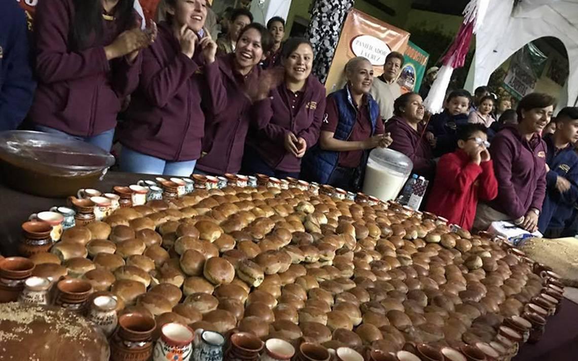 Celebran en Hidalgo 6o festival del cocol