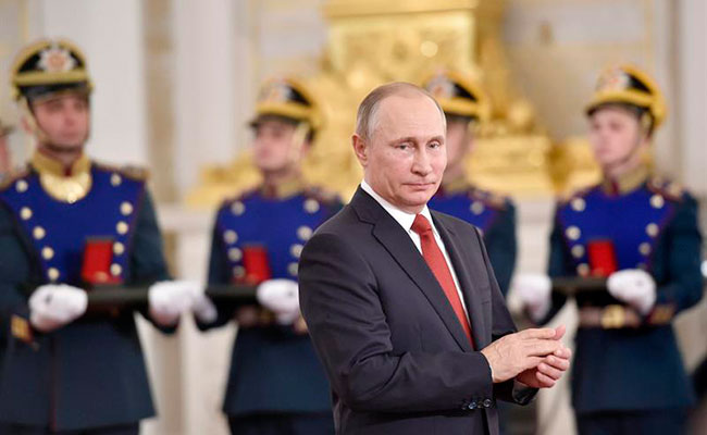 Putin habla de su vida íntima en documental de Oliver Stone