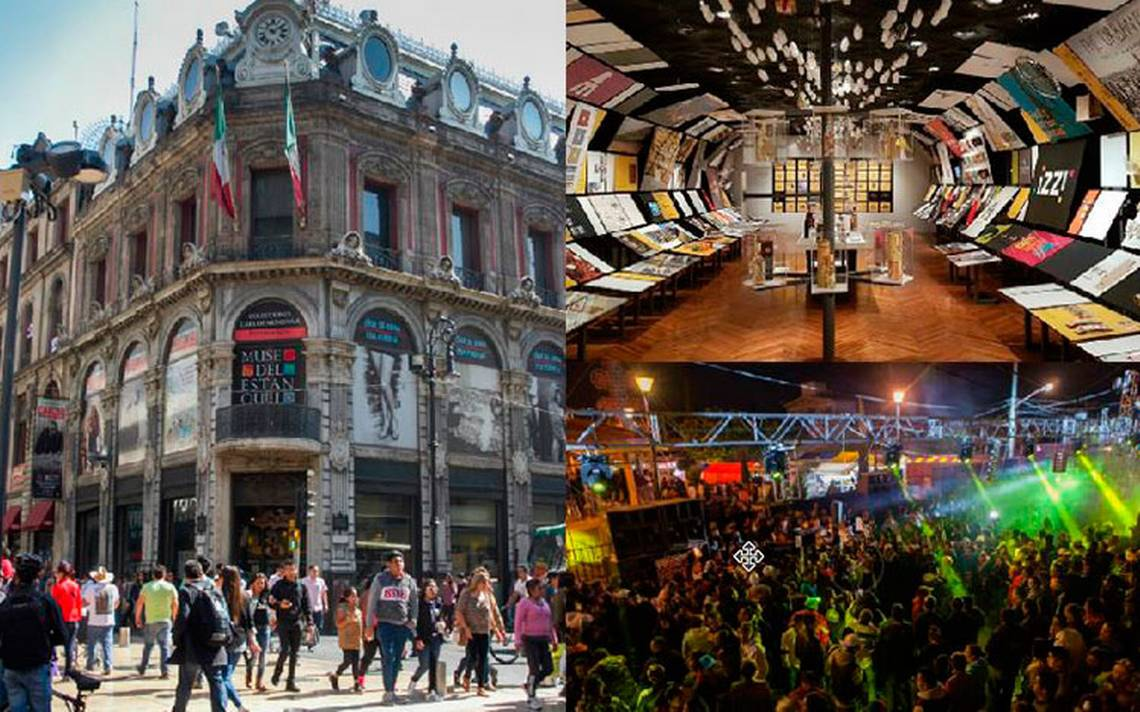 Aquí tres opciones para bailar en la Noche de Museos de mayo