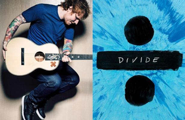¡Ya está a la venta el nuevo álbum del británico Ed Sheeran!