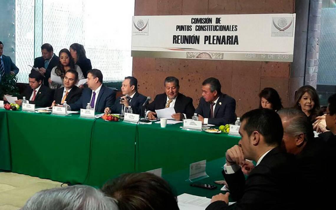 Diputados aprueban eliminar fuero a funcionarios públicos, incluido el presidente