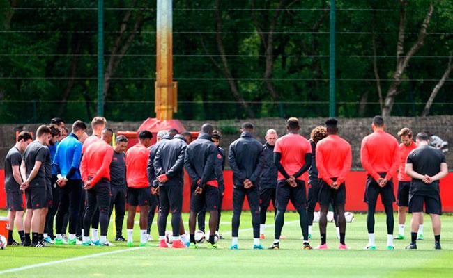 Así recordarán a víctimas de Manchester en final de Europa League