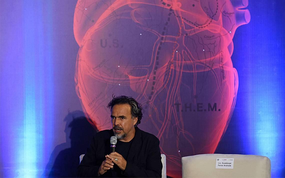 """Iñárritu habla sobré el impacto emocional que ha tenido """"Carne y arena"""""""