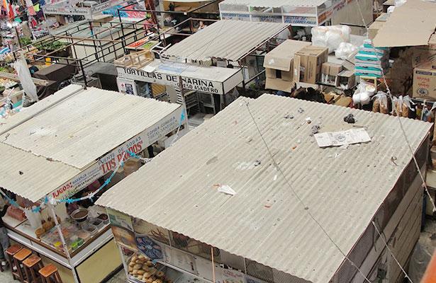 Rehabilitarán el mercado Hidalgo