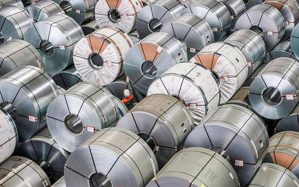 México va contra EU ante la OMC por imposición de aranceles al acero y aluminio