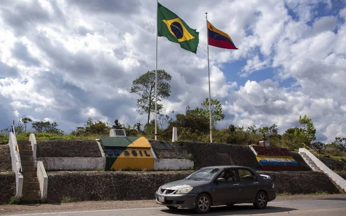 Brasil cierra su frontera norte a migrantes venezolanos