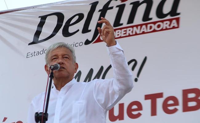 Líderes perredistas apoyarán a López Obrador para llegar a la presidencia