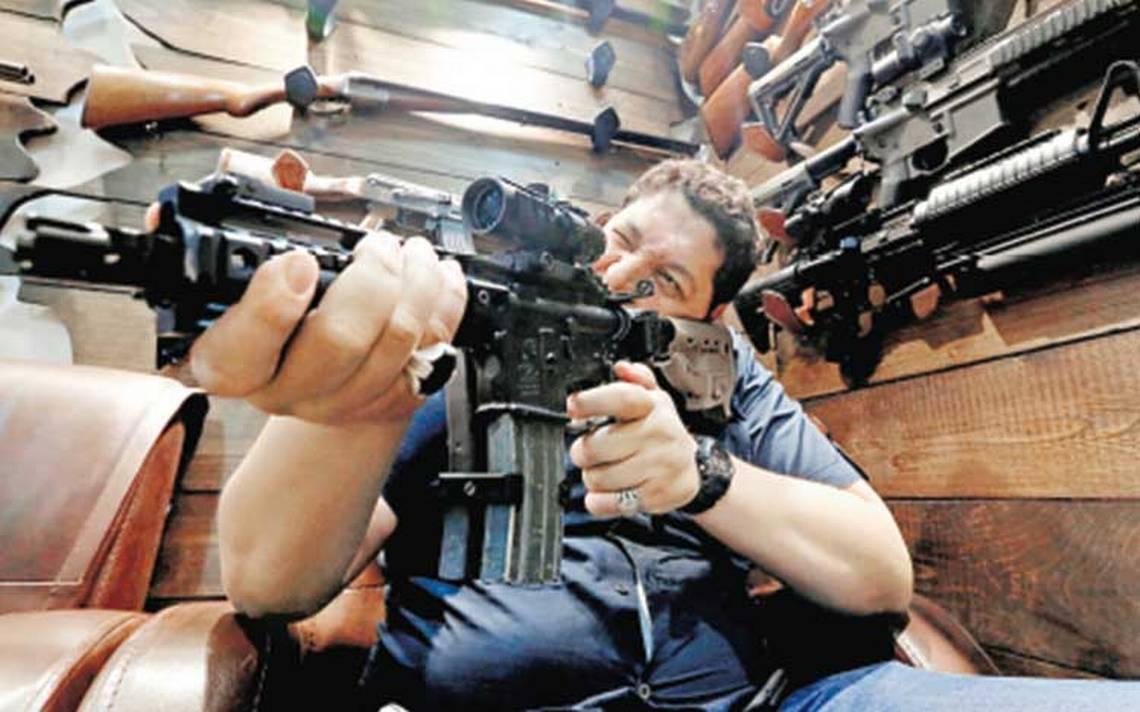 Con 15 mil 400 fallecidos, México ocupa cuarto lugar mundial de muertes por disparos