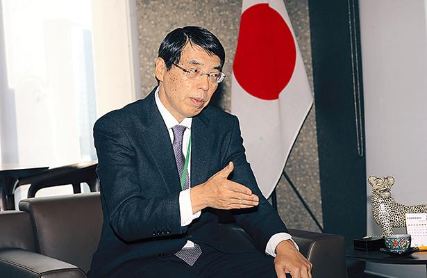 Japón y México son socios muy importantes, afirma embajador Akira Yamada