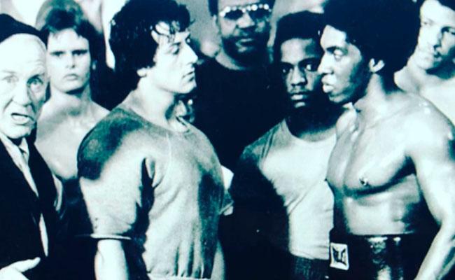 "Sylvester Stallone revela ¡fotos inéditas de ""Rocky""!"