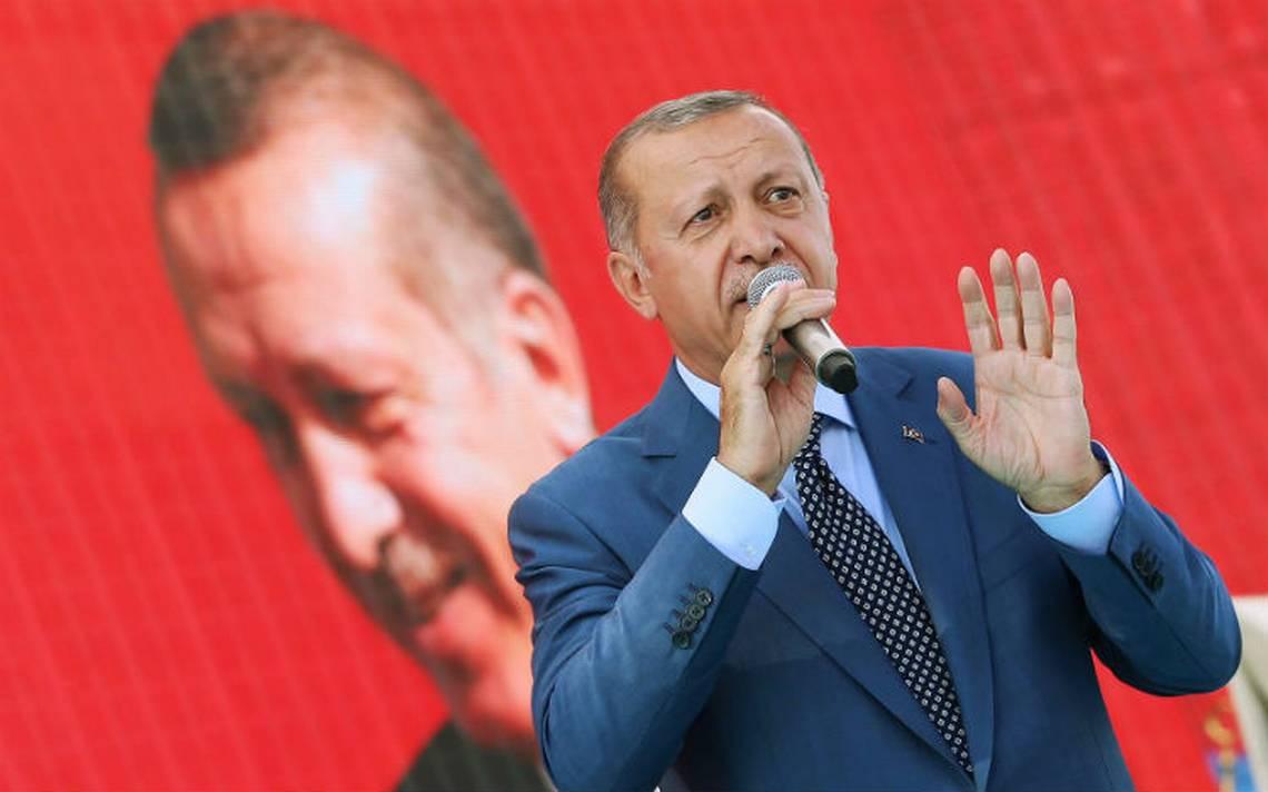 Erdogan propone guerra santa contra el dólar