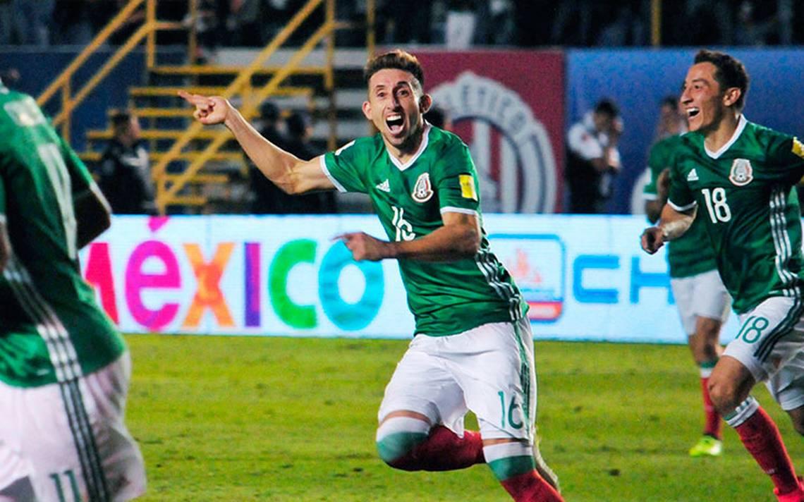 México, en el lugar 17 del ranking FIFA que lidera Alemania