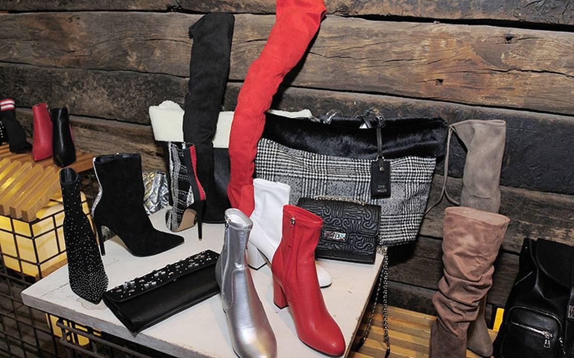 La firma de calzado Steve Madden presentó su colección fall 18
