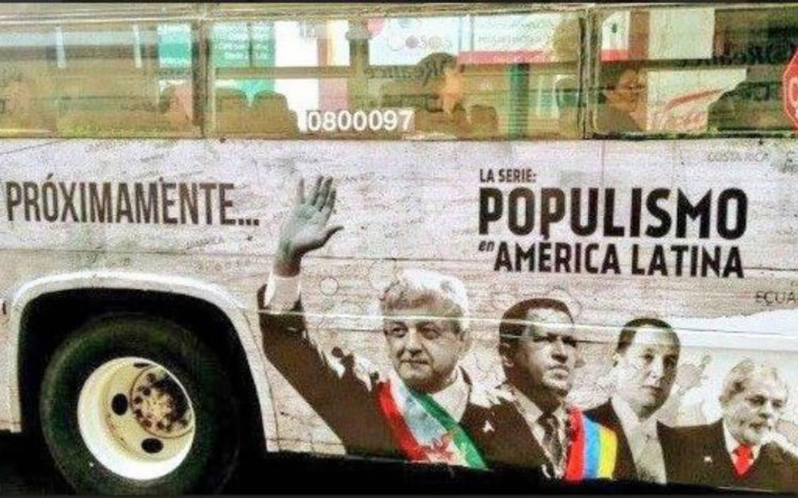 Morena interpone queja por anuncios de a�?populismoa�?