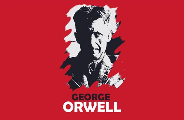 George Orwell… un escritor contra el totalitarismo