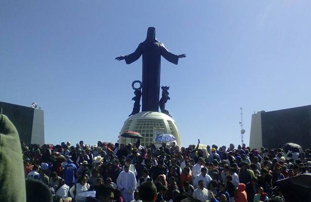 Cristo Rey es el centro geográfico de México