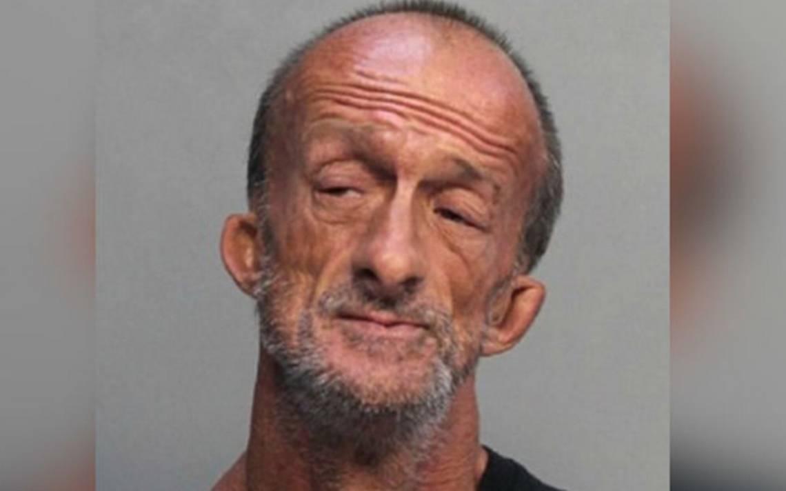 No tiene brazos pero es acusado de apuñalar a un turista en Miami