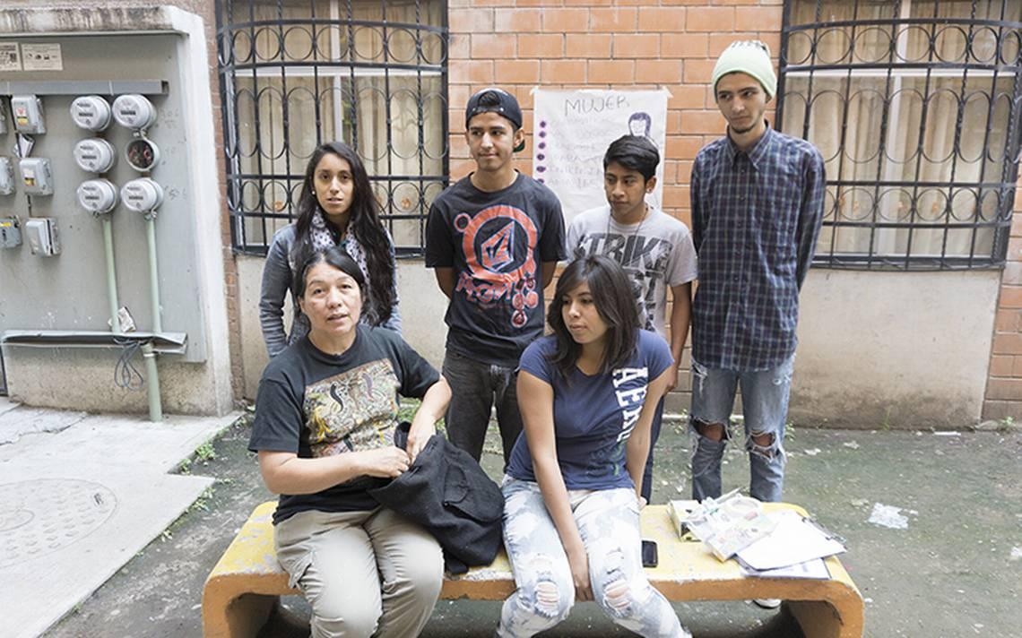 Nélida: la refugiada que construye paz en la CDMX
