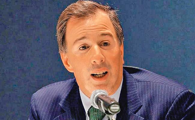 Sería un error posponer inversiones en México, afirma Meade Kuribreña